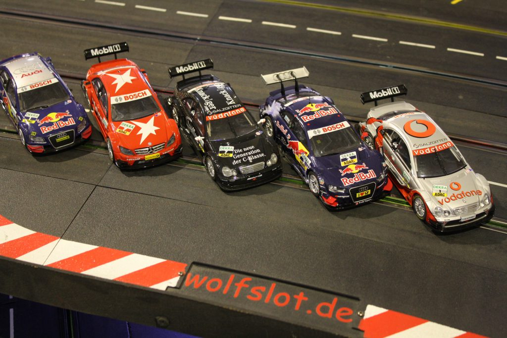 Carrera DTM Autos