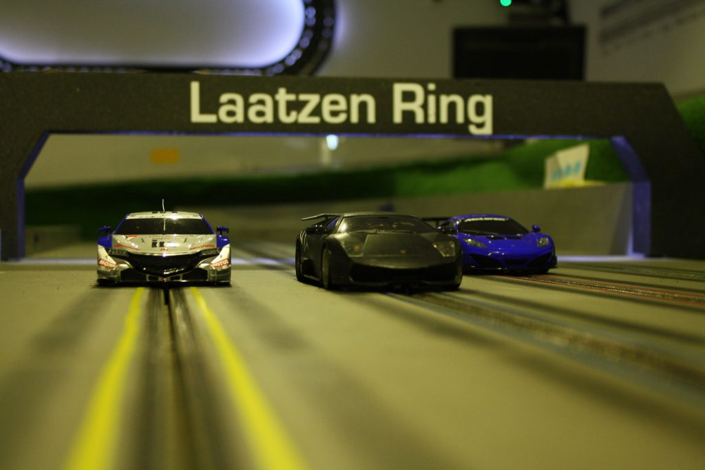 Mini-Z Rennen